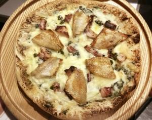 焼きのどぐろピザ